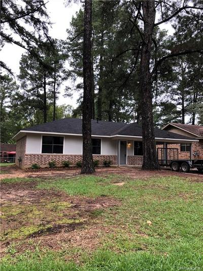 Shreveport Single Family Home For Sale: 6305 Crosswind Drive