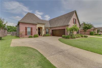 Bossier City Single Family Home For Sale: 334 Antietam Drive