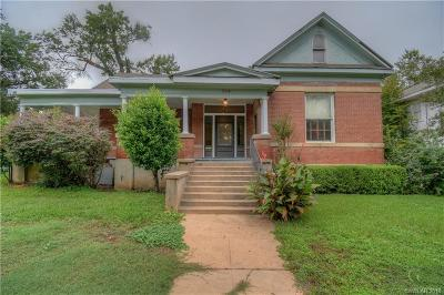 Shreveport Single Family Home For Sale: 554 Jordan Street