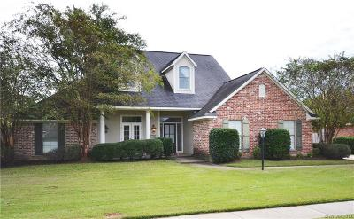 Bossier City LA Single Family Home For Sale: $329,000