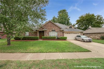 Bossier City Single Family Home For Sale: 4906 General Rusk Drive