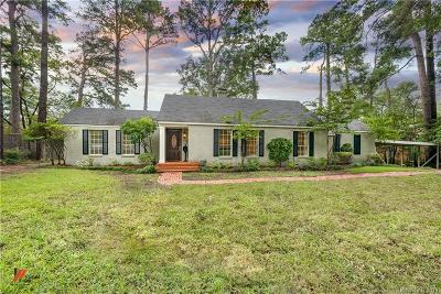 Shreveport LA Single Family Home For Sale: $375,000