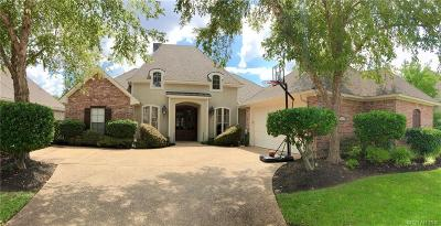 Bossier City LA Single Family Home For Sale: $322,650