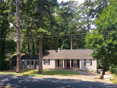 Shreveport Single Family Home For Sale: 4112 Fairfield Avenue