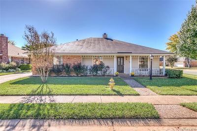 Bossier City Single Family Home For Sale: 5900 Stockwood Street