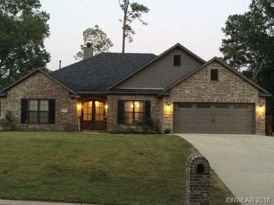 Shreveport LA Single Family Home For Sale: $283,900