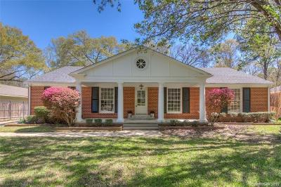 Shreveport LA Single Family Home For Sale: $309,000