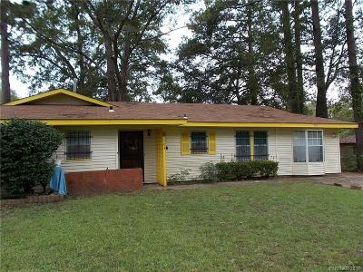 Mansfield Single Family Home For Sale: 504 Oxford Road
