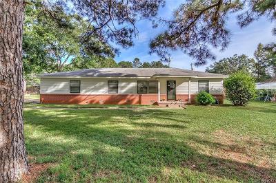Shreveport Single Family Home For Sale: 1809 S Brookwood Drive