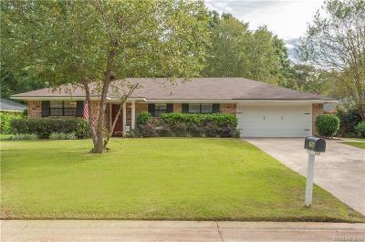Ellerbe Road Estates Single Family Home For Sale: 356 Bentway Circle