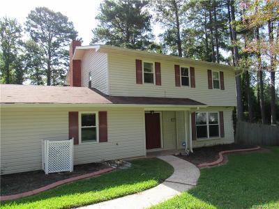Haughton Single Family Home For Sale: 101 Pine Lake Drive