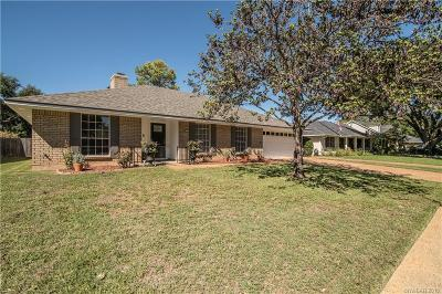 Shreveport Single Family Home For Sale: 1512 Ramberlyn Way