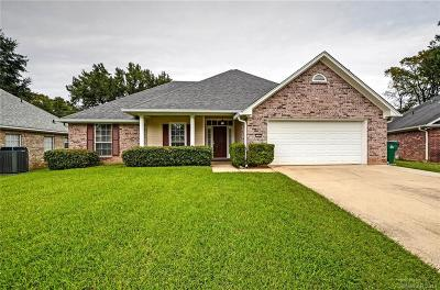 Haughton Single Family Home For Sale: 107 Olive Street