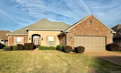 Benton Single Family Home For Sale: 4207 Parkridge