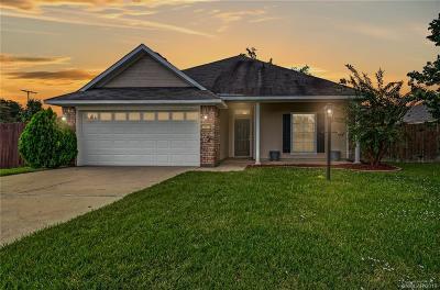 Haughton Single Family Home For Sale: 301 Camden