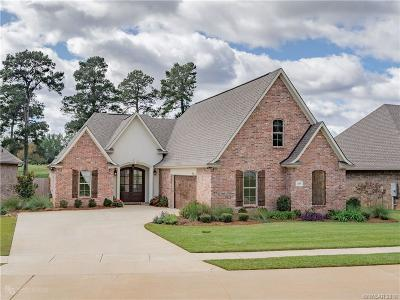 Benton Single Family Home For Sale: 405 N Lost River Drive
