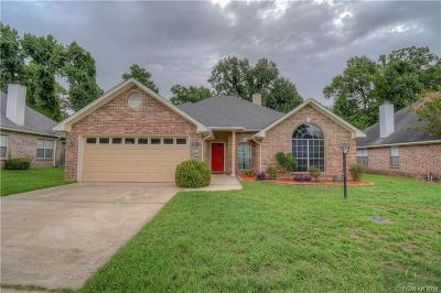 Haughton Single Family Home For Sale: 111 Red Fox Circle