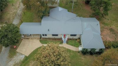 Keithville Single Family Home Active Under Contract: 8984 Sebastian Road