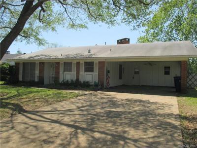Broadmoor Terrace Single Family Home For Sale: 6312 Kathy Lane