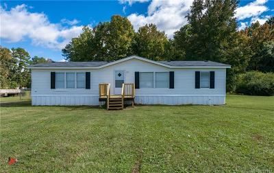 Haughton Single Family Home For Sale: 301 Fox Creek Drive