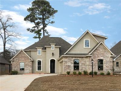 Haughton Single Family Home For Sale: 915 Antler