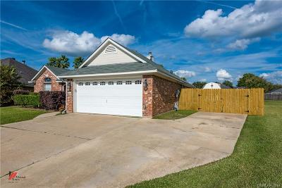 Bossier City Single Family Home For Sale: 5775 Gold Crest Drive