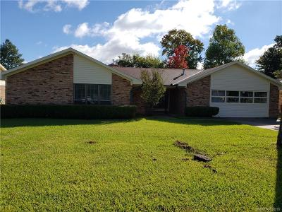 Bossier City Single Family Home For Sale: 4310 Old Brownlee Road