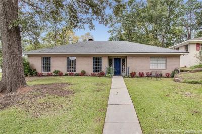 Shreveport Single Family Home For Sale: 401 Delaware Street