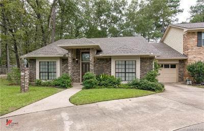 Shreveport Single Family Home For Sale: 69 Spring Lake Way