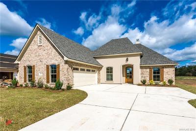 Bossier City Single Family Home For Sale: 805 Durango Drive #13