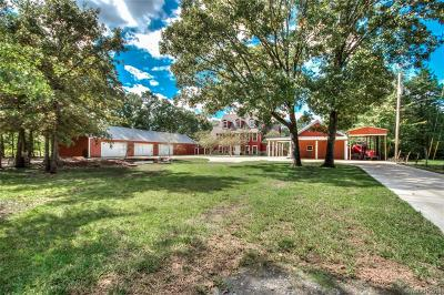 Shreveport Single Family Home For Sale: 10454 Linwood