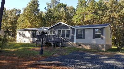 Keithville Single Family Home For Sale: 11014 Big Oaks Trl