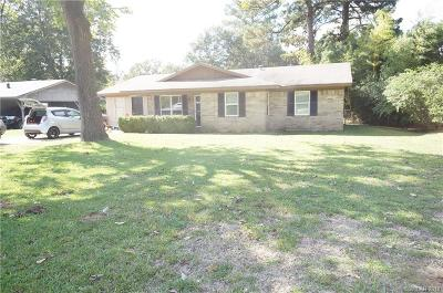 Shreveport Single Family Home For Sale: 9458 Poinsetta Drive