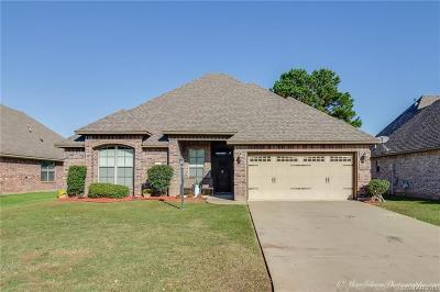 Haughton Single Family Home For Sale: 337 Wood Springs