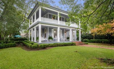 Shreveport Single Family Home For Sale: 2505 Fairfield