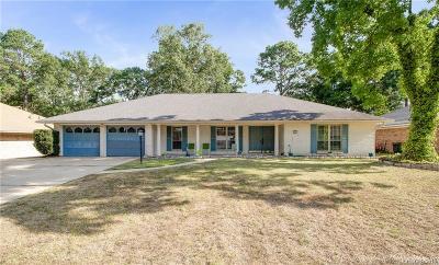 Shreveport Single Family Home For Sale: 870 Belden Drive