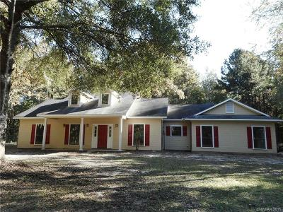 Haughton Single Family Home For Sale: 4573 Bellevue Road