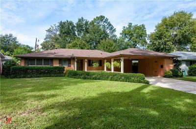 Broadmoor Terrace Single Family Home For Sale: 2038 Horton Avenue