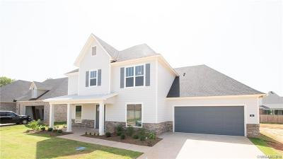 Benton Single Family Home For Sale: 32 Crowder