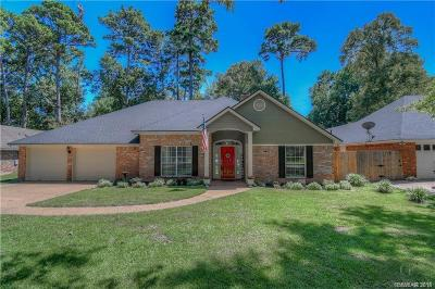 Benton Single Family Home For Sale: 109 Hilton Head Drive