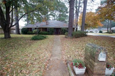 Ellerbe Road Estates Single Family Home For Sale: 210 Winterwood Drive