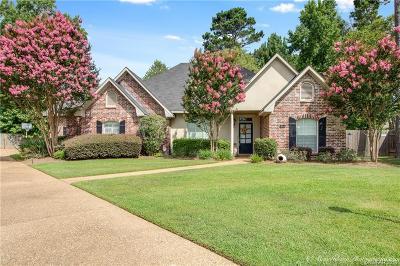 Shreveport Single Family Home For Sale: 10880 Dauphine Court