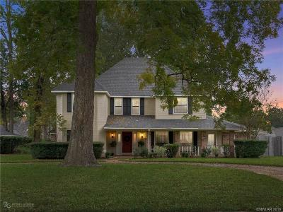 Bossier City Single Family Home For Sale: 2208 Landau Lane