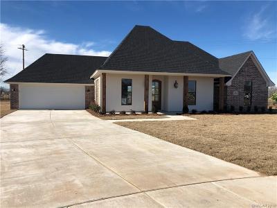 Benton Single Family Home For Sale: 183 Jamestowne Boulevard