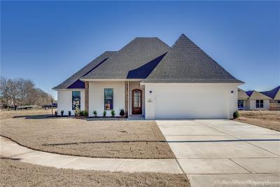 Benton Single Family Home For Sale: 606 Stowe