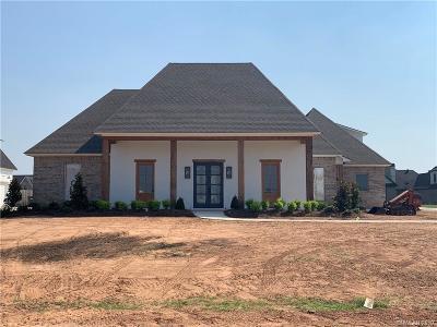 Benton Single Family Home For Sale: 723 Smokehouse Loop