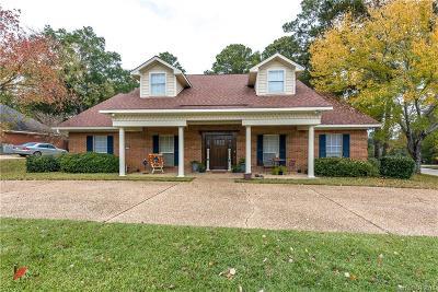 Shreveport LA Single Family Home For Sale: $252,000