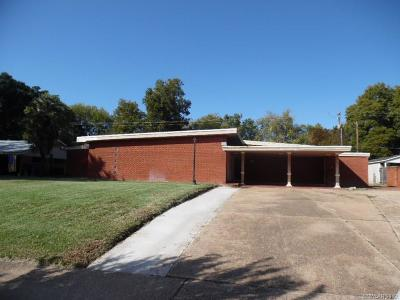 Clingman Park, Clingman Park Broadmoor Single Family Home For Sale: 5838 Fern