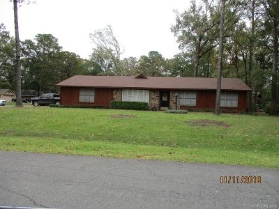 Haughton Single Family Home For Sale: 336 Country Lane