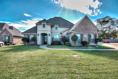 Bossier City LA Single Family Home Active Under Contract: $298,500